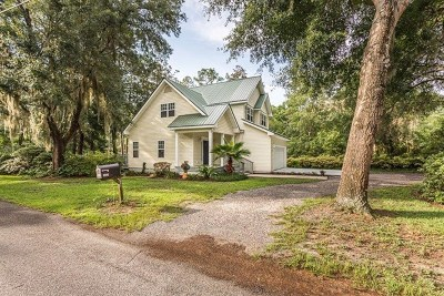 Darien Single Family Home For Sale: 1010 Bond Road