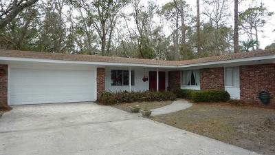 Jekyll Island Single Family Home For Sale: 930 N Beachview Dr
