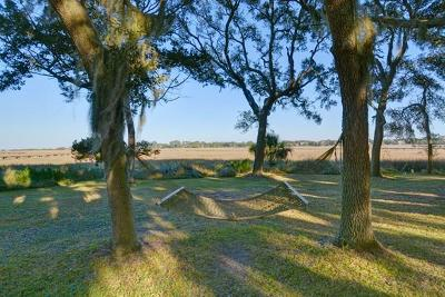St. Simons Island Single Family Home For Sale: 11704 Old Demere Road