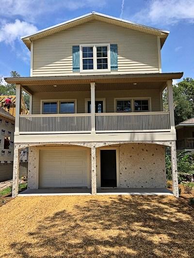 St. Simons Island Single Family Home For Sale: 604 Holly Street