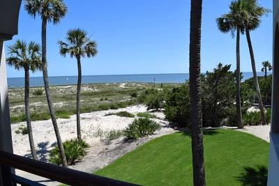 Sea Island Single Family Home For Sale: 50 Dune Avenue, Unit 6, Qtr. Int. #ii #6