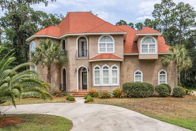 Hampton Plantation Single Family Home For Sale: 950 Champney