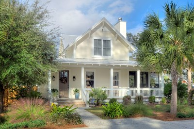 St. Simons Island Single Family Home For Sale: 137 Township Bluff Circle