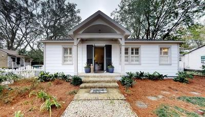 St. Simons Island Single Family Home For Sale: 306 Ashantilly