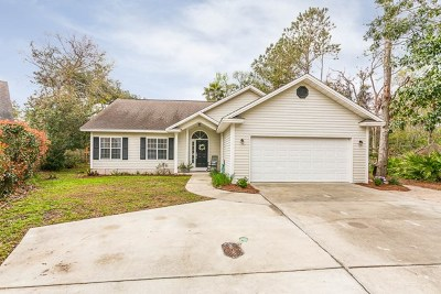 St. Simons Island Single Family Home For Sale: 114 Kingswood Court