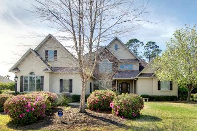 Brunswick Single Family Home For Sale: 117 Old Wharf Rd.