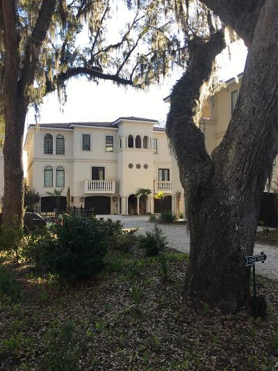 St. Simons Island Single Family Home For Sale: 2200 Prince Lane #2200