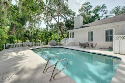 St Simons Island Club Single Family Home For Sale: 100 Oakmont