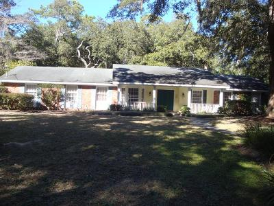 St. Simons Island Single Family Home For Sale: 108 Worthing Road