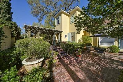 St. Simons Island Single Family Home For Sale: 415 Butler Ave.