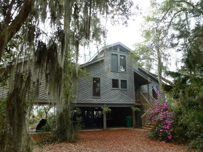 Darien Single Family Home For Sale: 1898 East Black Island Road
