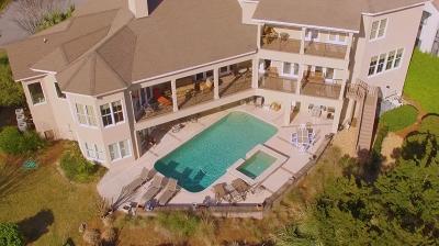 St. Simons Island Single Family Home For Sale: 11 Dunbar Creek Point