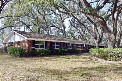 St. Simons Island Single Family Home For Sale: 301 Whitefield