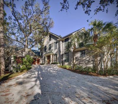 St. Simons Island Single Family Home For Sale: 150 Shore Rush Drive