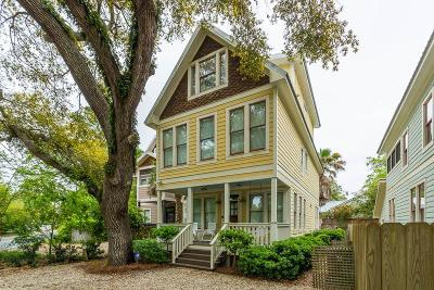 St. Simons Island Single Family Home For Sale: 1102 Demere Road