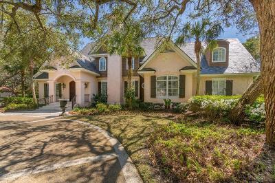 Sea Island Single Family Home For Sale: 818 Sea Island Drive (Cottage 521)