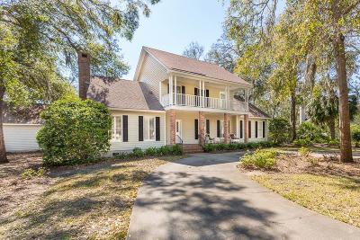 St. Simons Island Single Family Home For Sale: 202 Vassar Point Drive
