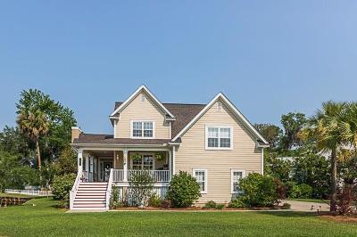 Brunswick Single Family Home For Sale: 140 Picket Landing
