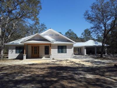 Brunswick Single Family Home For Sale: 15911 Old Post Road