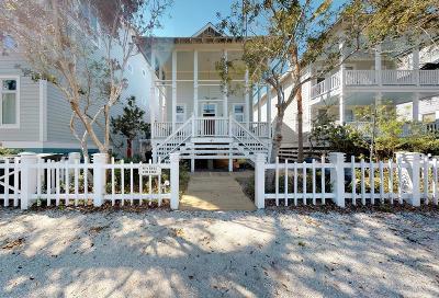 St. Simons Island Single Family Home For Sale: 41 Clover Marsh Lane