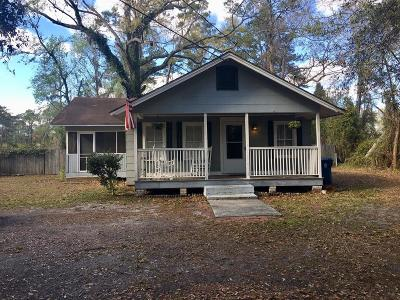 Brunswick Single Family Home For Sale: 1052 B & W Grade Rd