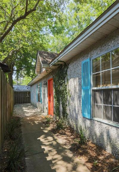St. Simons Island Single Family Home For Sale: 419 Atlantic Dr