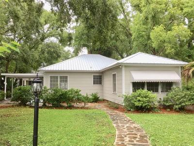 St. Simons Island Single Family Home For Sale: 923 Ocean Blvd