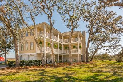 St. Simons Island Single Family Home For Sale: 288 McIntosh