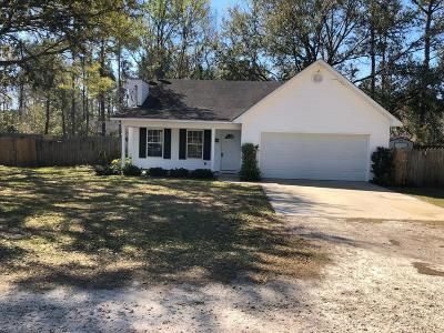 Brunswick Single Family Home For Sale: 109 Sugar Plum Lane