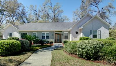 St. Simons Island Single Family Home For Sale: 204 High Point