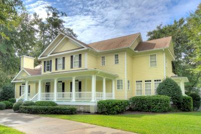 St Simons Island Club Single Family Home For Sale: 117 Cypress Point