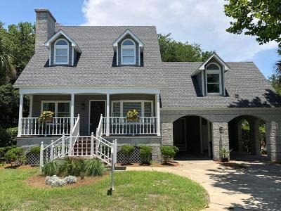 St. Simons Island Single Family Home For Sale: 108 Mews Circle