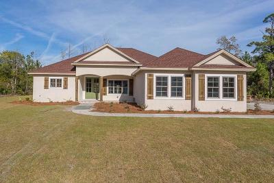 Brunswick Single Family Home For Sale: 235 Wood Duck Way