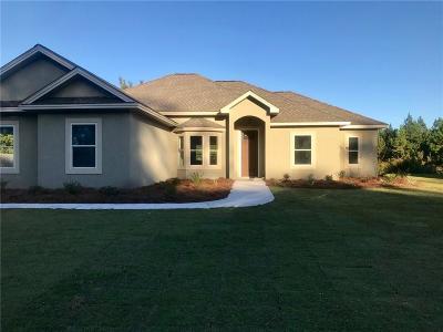 Brunswick Single Family Home For Sale: 115 Flanagan Bluff Drive