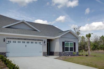 Brunswick Single Family Home For Sale: 230 Bottlebrush Walk