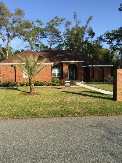 Brunswick Single Family Home For Sale: 176 Choctaw Road