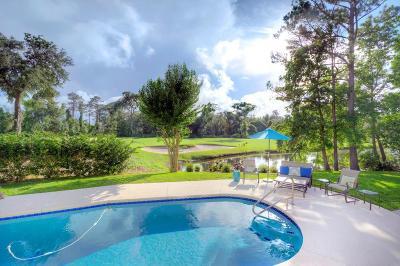 St Simons Island Club Single Family Home For Sale: 117 Augusta