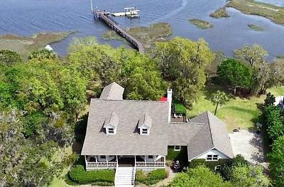 Brunswick Single Family Home For Sale: 120 Mariners Wk