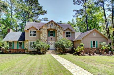 Brunswick Single Family Home For Sale: 106 River Ridge Road