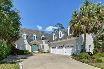 St. Simons Island Single Family Home For Sale: 118 Country Club