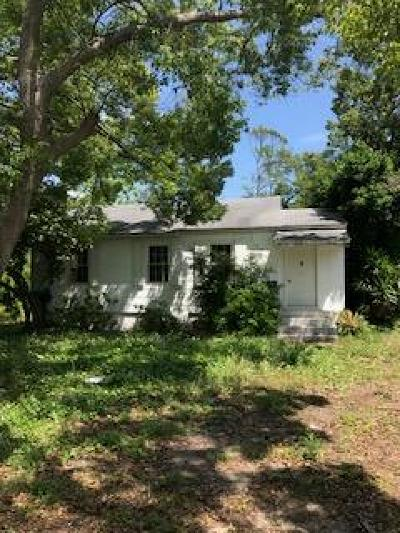 St. Simons Island Single Family Home For Sale: 510 Ashantilly Ave
