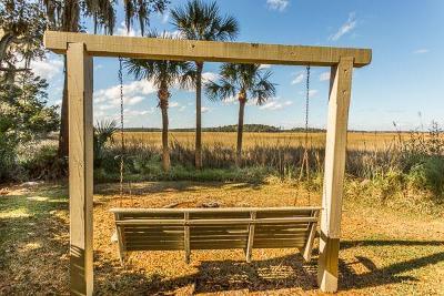 Brunswick Single Family Home For Sale: 313 Oak Grove Island Drive