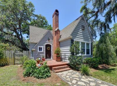 Brunswick Single Family Home For Sale: 1227 Magnolia Ave