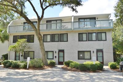 St. Simons Island Single Family Home For Sale: 1519 Wood Ave #11