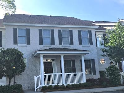 St. Simons Island Single Family Home For Sale: 347 Lantern Walk #347