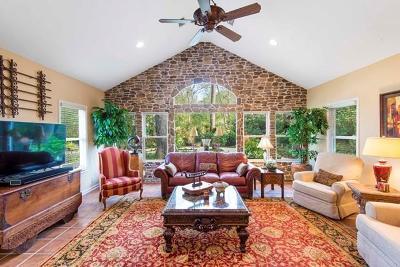 St. Simons Island Single Family Home For Sale: 207 High Point