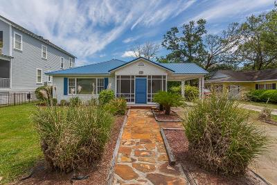 St. Simons Island Single Family Home For Sale: 1828 Bruce Dr