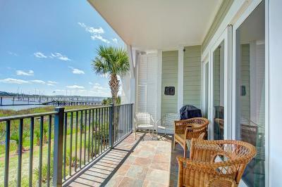 St. Simons Island Single Family Home For Sale: 10 Marina Drive #114 #114