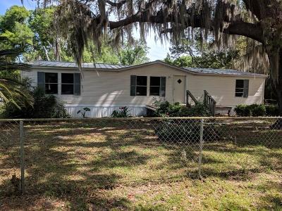 Darien Single Family Home For Sale: 1110 E Broad Street