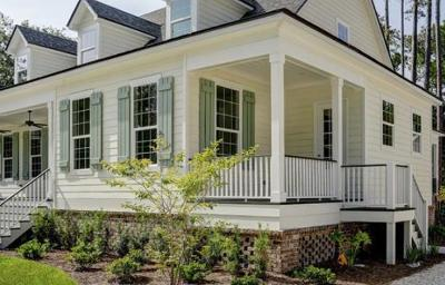 St. Simons Island Single Family Home For Sale: 110 Tabby Place Drive (Lot 19 )